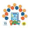 Emoji 15 languages