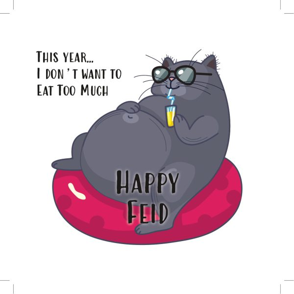 happy fied card image