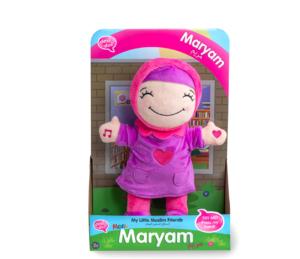 My Little Muslim Friend Doll
