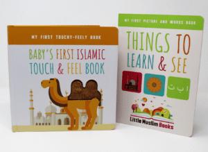 Books by little muslim books