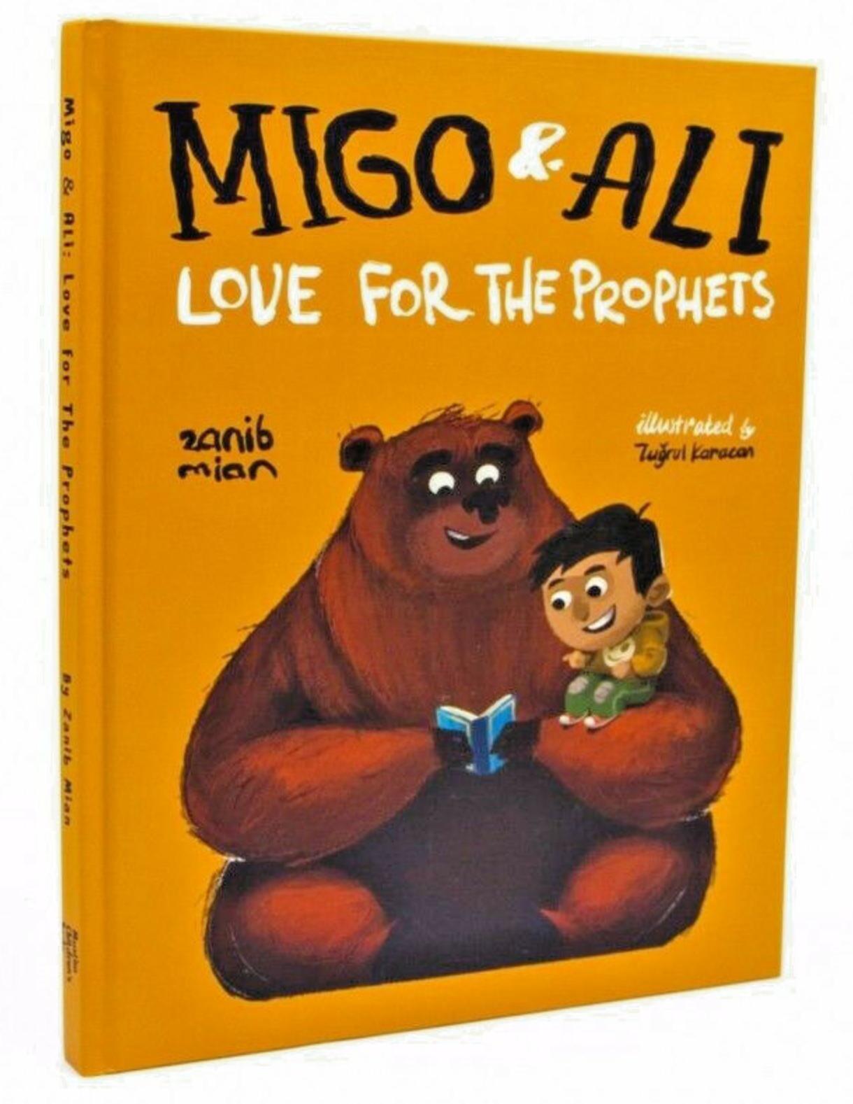 Migo and Ali front cover