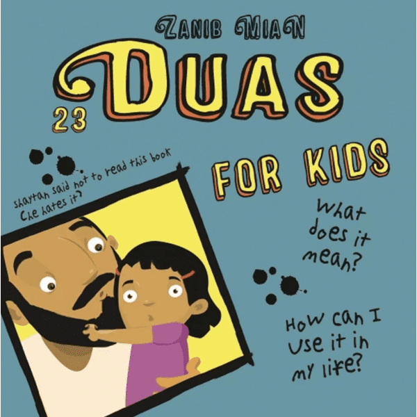 front cover duas for kids
